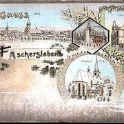 Aschersleben  1900  Aschersleben