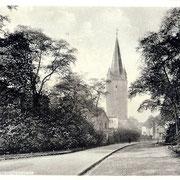 Aschersleben  1920  Johannispromenade