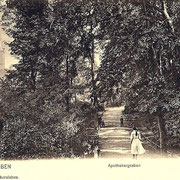 Aschersleben  1920  Apothekergraben