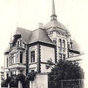 Aschersleben  1900  Douglasstrasse 2a