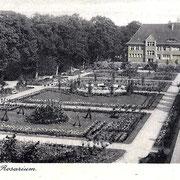 Aschersleben  1939  Rosarium