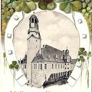 Aschersleben  1900  Rathaus