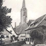 Aschersleben  1920  Dammtor