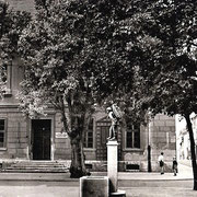 Aschersleben  1958  Holzmarkt