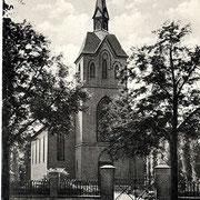 Aschersleben  1945  Kath. Kirche