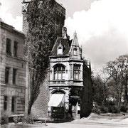 Aschersleben  1958  Augustapromenade