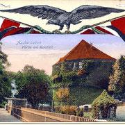 Aschersleben  1912  Partie am Rundteil
