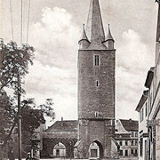 Aschersleben  1912  Johannisturm