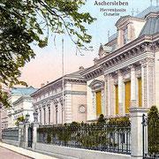 Aschersleben  1920  Herrenbreite Ostseite