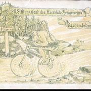 Aschersleben  1907  Harzklub