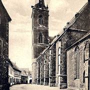 Aschersleben  1910  Stephanikirchhof