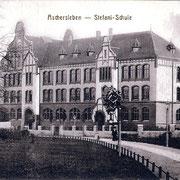 Aschersleben  1914  Stefani - Schule