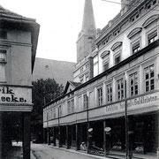 Aschersleben  1914  Der Scharren