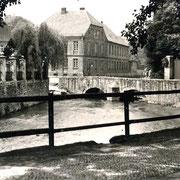 Aschersleben  1960  Über den Brücken