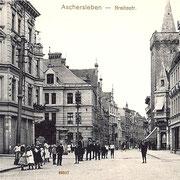 Aschersleben  1920  Breitestr.