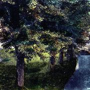 Aschersleben  1914  Am Steintor
