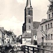 Aschersleben  1958  Apothekergraben
