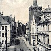 Aschersleben  1924  Breitestraße