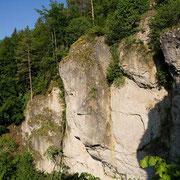 Toni-Schmid-Ged.-Wand, Ziegenfelder Tal | © Bernhard Thum, ID-Nummer BA-XX-20XX-002