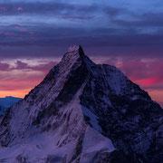 Matterhorn from southern crest of Dent Blanche, Wallis | © Bernhard Thum, ID-Nummer GS-04-2015-012