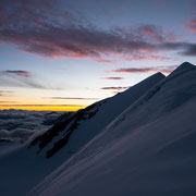 First light at Berner Oberland and Ulrichshorn, Wallis | © Bernhard Thum, ID-Nummer GS-04-2015-002