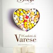 Bomboniere matrimonio Varese