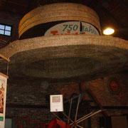 der größte Strohhut der Welt
