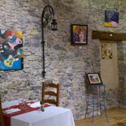 Philippe ABRIL : Exposition jusqu'au 31 janvier 2013.