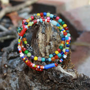 Kid's bracelets in fun colors $15