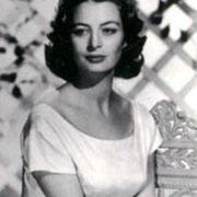 L'attrice Capucine, alla quale Facciolo si ispirò per il personaggio di Altea