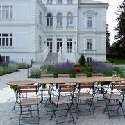 Residenz Baden Frühling