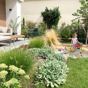 Garten in Innenhof Niederösterreich