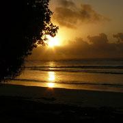 Diani Beach Sonnenaufgang Sunrise