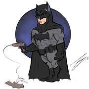 Batman Karikatur