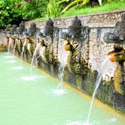 Die Heißen Quellen von Banjar