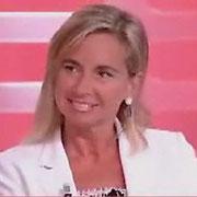 enrica giorgetti (direttore generale farmindustria 2008) moglie di maurizio sacconi ministro della sanità 2008
