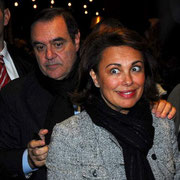 mastella e moglie(lonardo).parlamentare lui,presidente regione campania lei