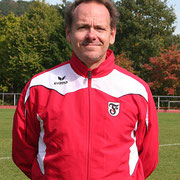 Torspielertrainer Andreas Merz