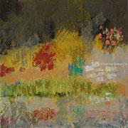 jardin I durtal, jardin I pastel 20x20