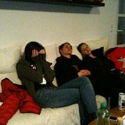 Lara, Lan in Tamina
