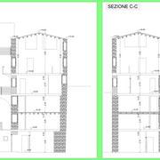 Programma integrato di Caltagirone - Palazzo Conte Gravina - Sezioni