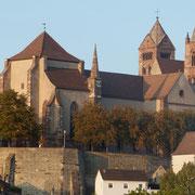 der Dom? die Kirche?  die Kathedrale von Breisach