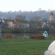 Stellplatz in Wertheim