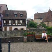 Romantik in Kaysersberg