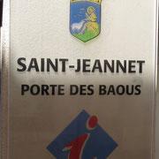 im Gebirgsdorf Saint  Jeannet