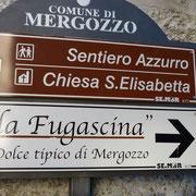Ausflug an den Mergazzo See