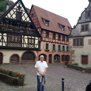 Mittelalter in Kaysersberg