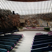 "im Inneren der ""Tempelkirche"""