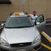 Taxi-Service mit Safet Kurtisi