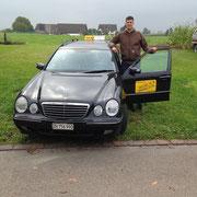 Taxi-Service mit Angelo Massaro
